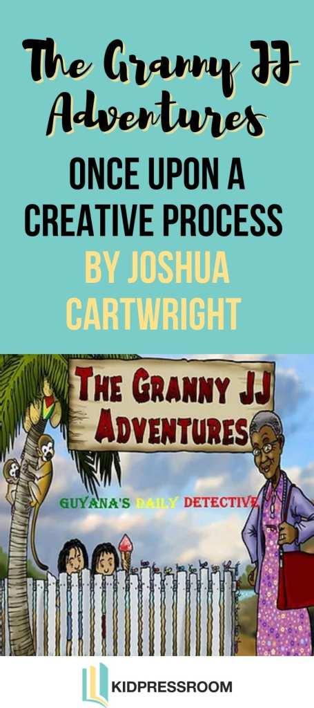 The Granny JJ Adventures by Joshua Cartwright