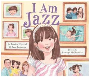 I Am Jazz by Jazz Jennings and Jessica Herthel