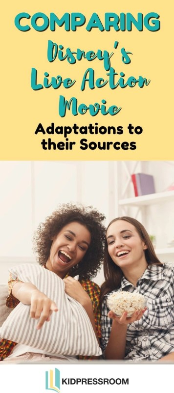 Curious facts about Disney Live-Action Adaptations- KIDPRESSROOM