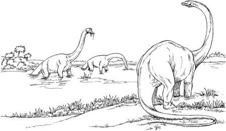 Brachiosaurus Facts for Kids
