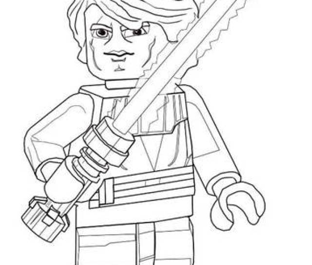 Kids N Fun Com  Coloring Pages Of Lego Star Wars