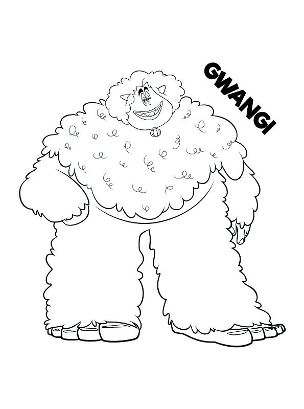 Hotel Transylvania 2 Dennis Coloring Pages Coloring Pages