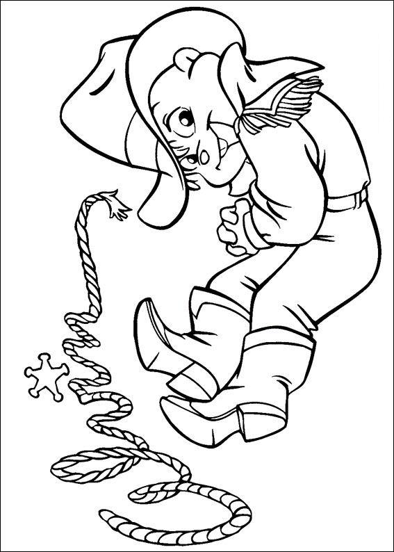 Kids-n-fun Malvorlage Alvin und die Chipmunks Alvin