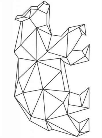 Kids-n-fun 19 Ausmalbilder von Geometrische Formen