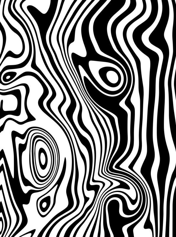 Kids-n-fun Malvorlage Muster für Erwachsene pattern 5