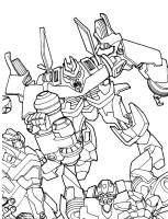 Kids n fun.de   33 Ausmalbilder von Transformers