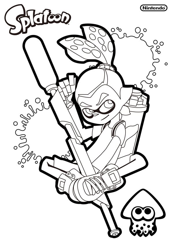 Kleurplaten Toad Yoshi.20 Nintendo Switch Printable Coloring Pages No Inc Ideas And Designs