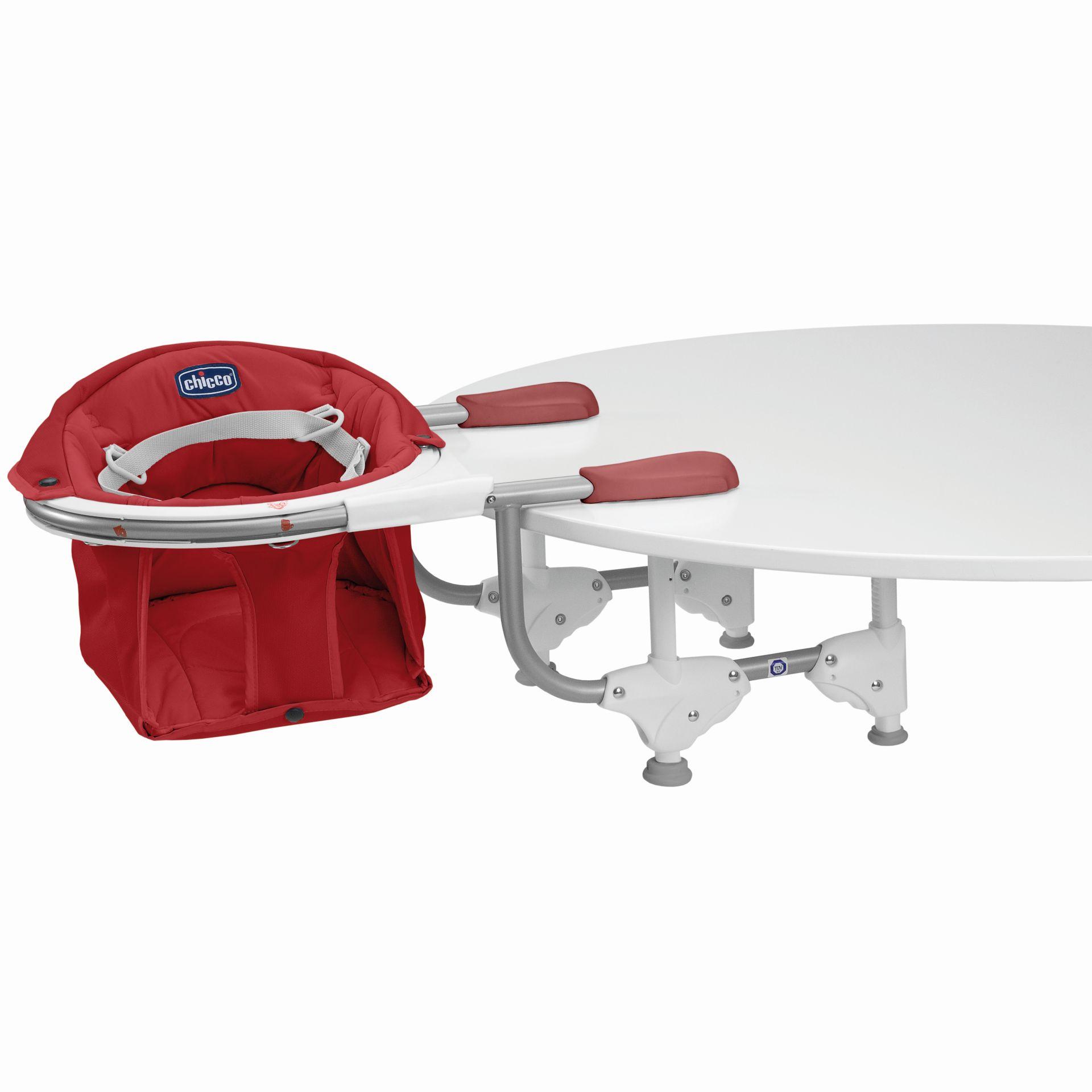 Chicco 360 Hook On Chair 2017 Scarlet  Buy at kidsroom