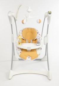 Graco swing Silhouette - Buy at kidsroom   Living & Sleeping