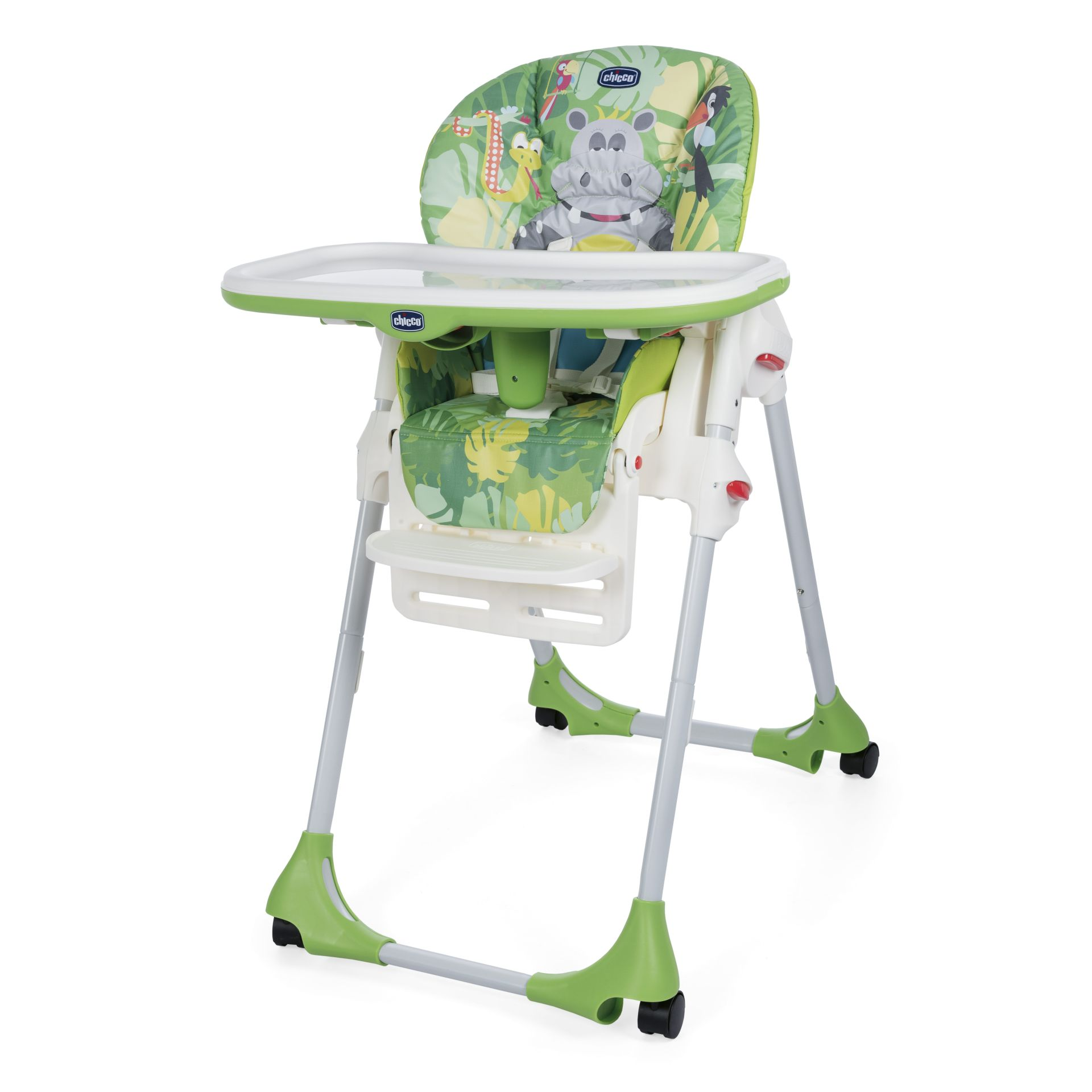 Chicco Highchair Polly 2 in 1 2016 HAPPY JUNGLE  Buy at
