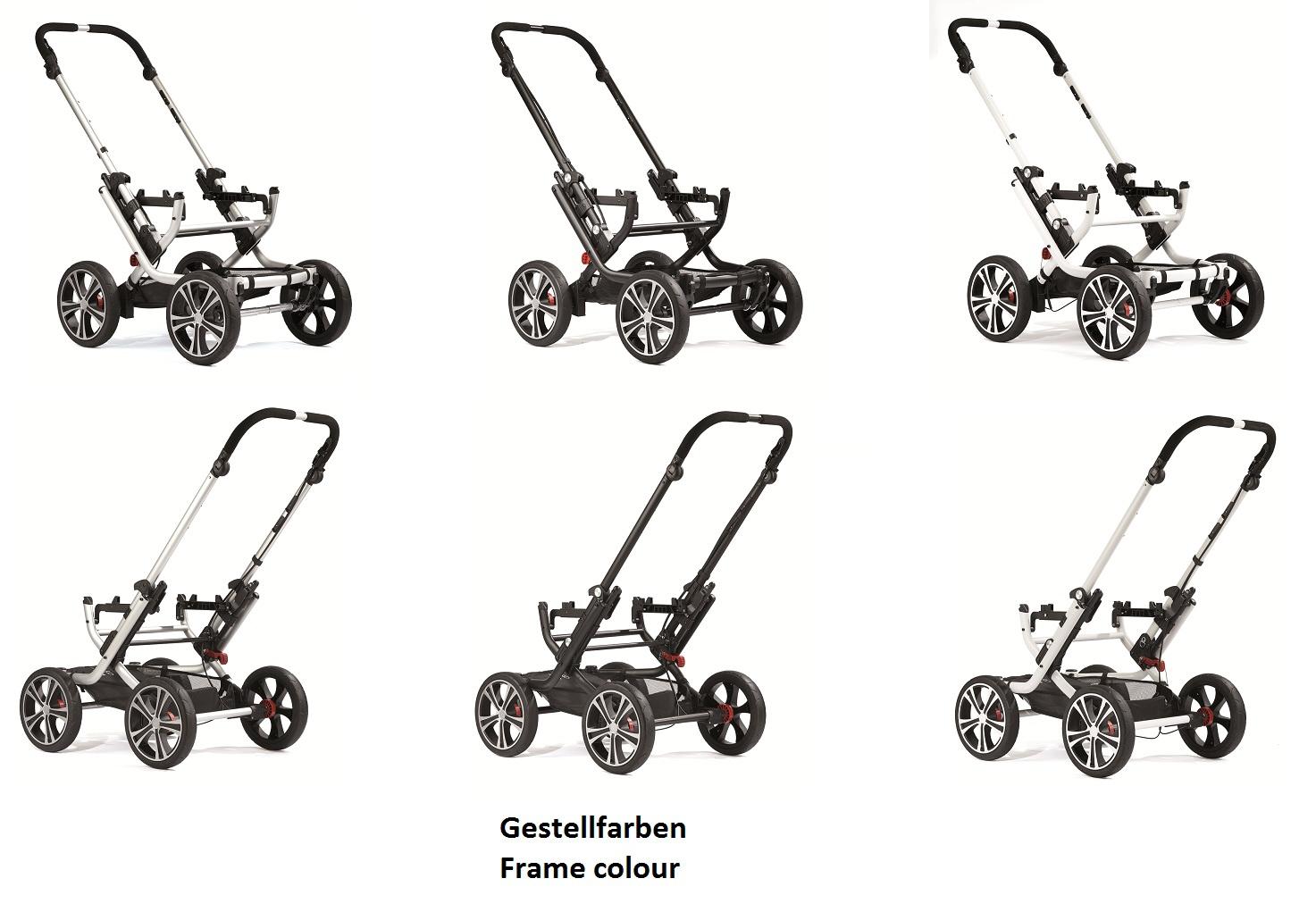 Gesslein Stroller F10 Air
