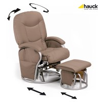 Hauck Nursing and relaxing chair Metal-Glider Recline 2018 ...