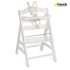 Hauck High Chair Chairitee Highchair Alpha 43 Plus 2018 White Buy At Kidsroom