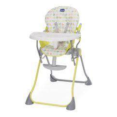 4moms High Chair Molding Ideas Chicco Highchair Pocket Meal 2018 Green Apple - Buy At Kidsroom | Nursing & Feeding