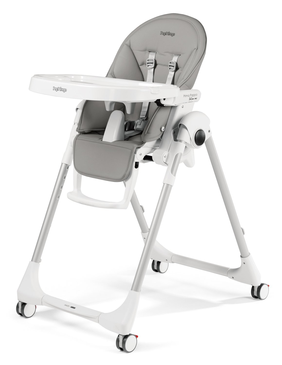 PegPerego Highchair Prima Pappa Follow Me 2019 Ice  Buy