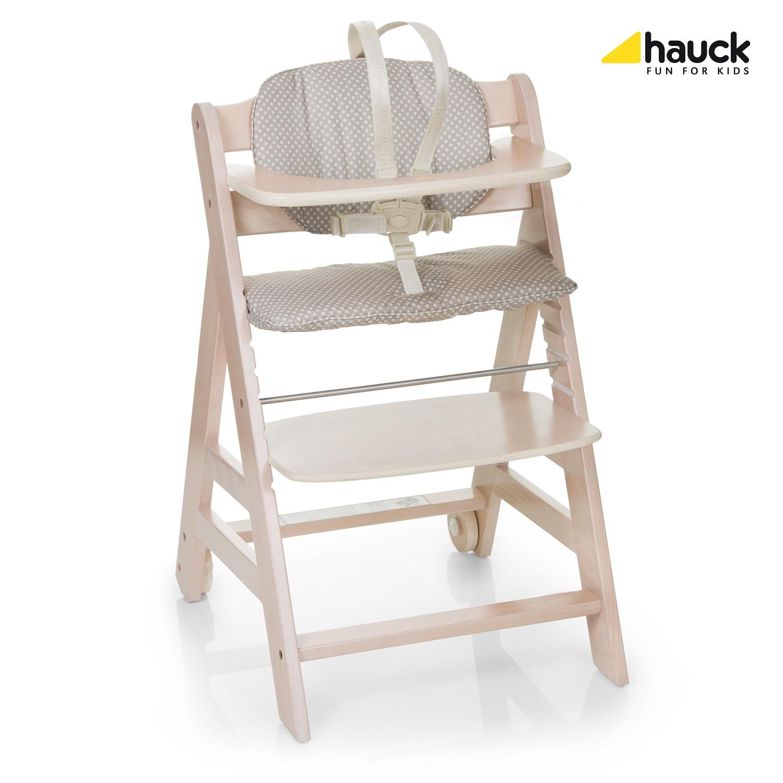 hauck high chair racer gaming uk beta 43 2018 whitewashed dots buy at
