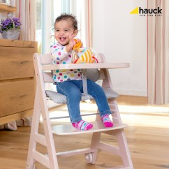 Hauck High Chair Brooklyn Bonded Leather Lounger And Ottoman Beta 43 2018 Whitewashed Dots Buy At