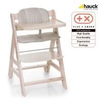 Hauck High Chair Beta+ - Buy at kidsroom | Nursing & Feeding