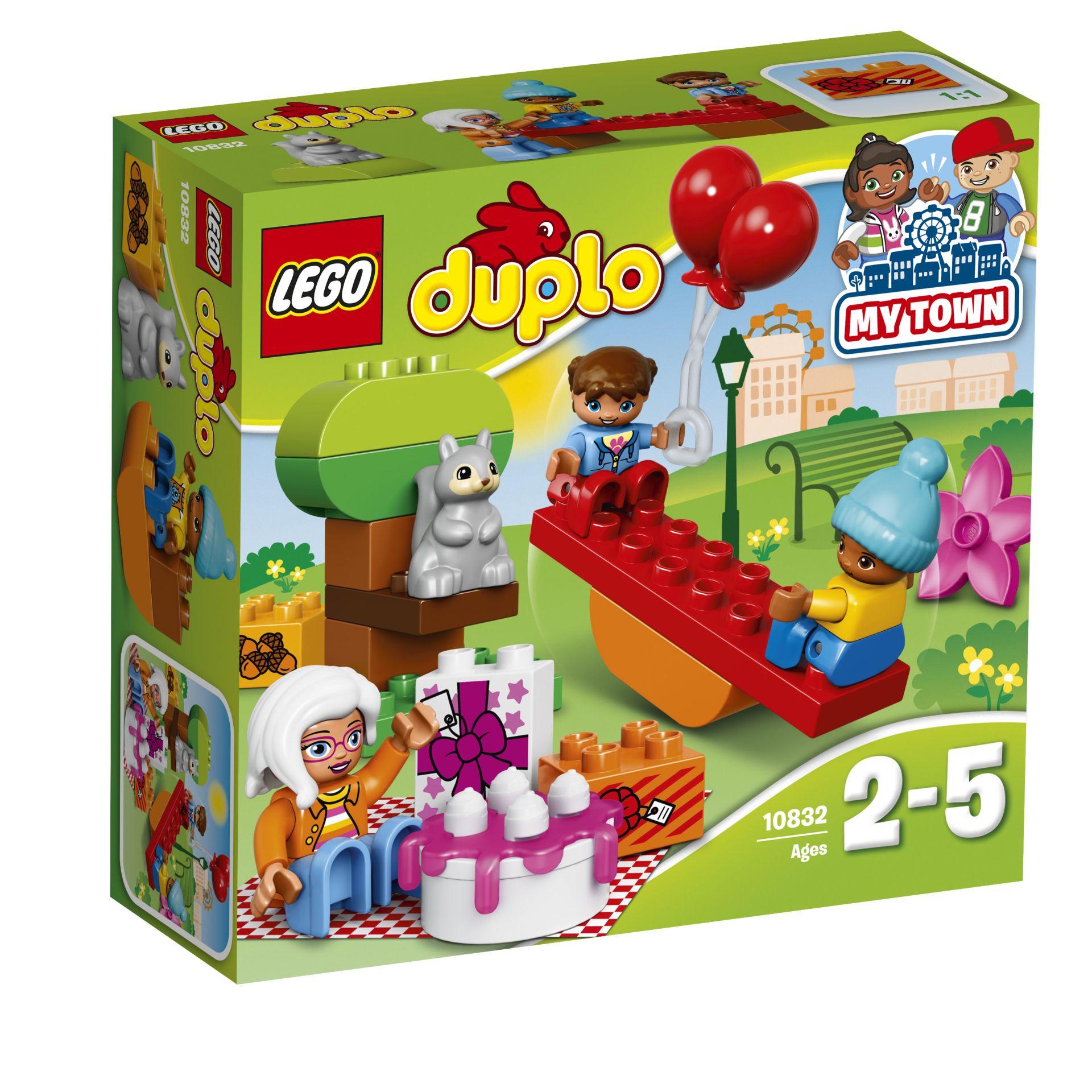 pique nique d anniversaire de lego duplo