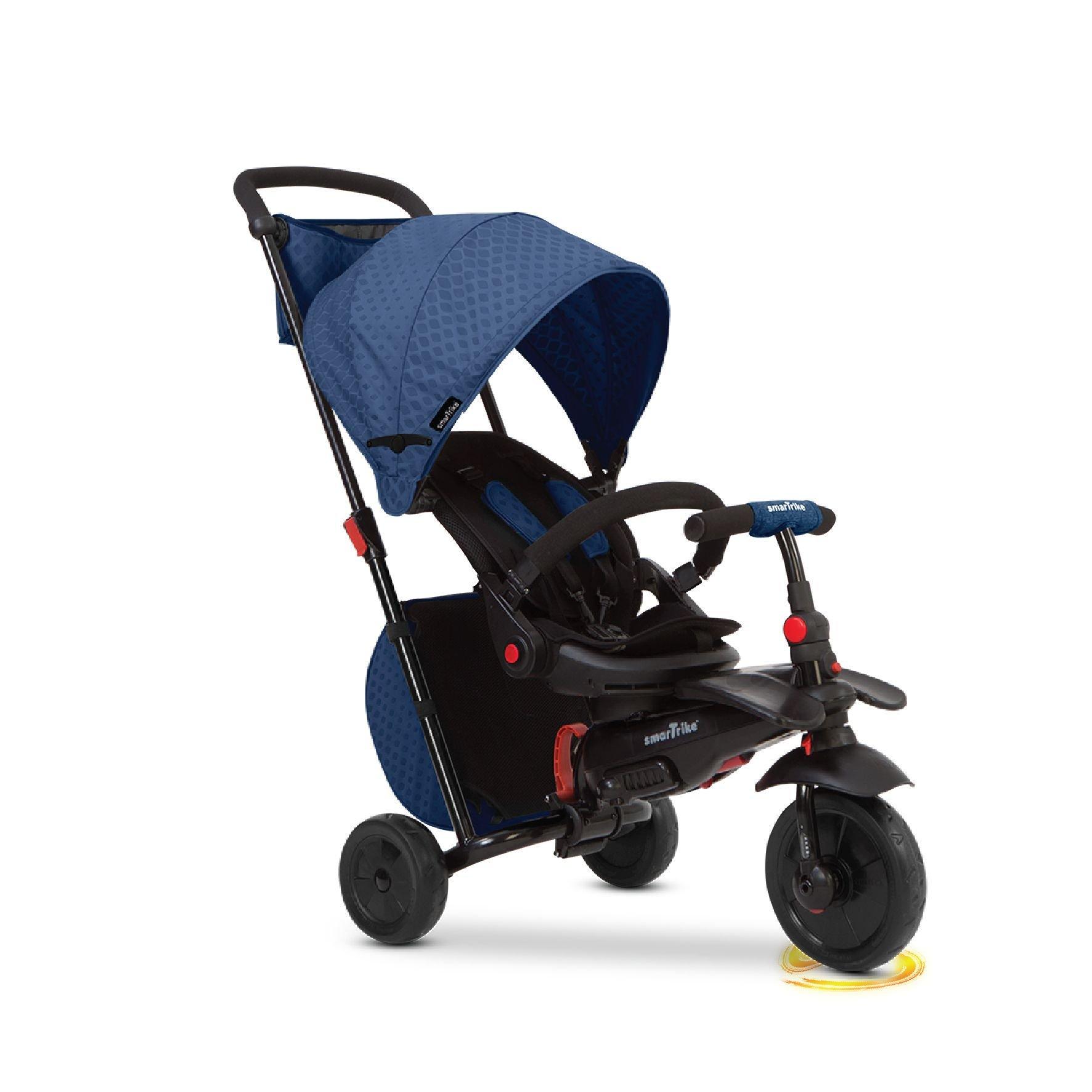 smarTrike Foldable Tricycle smarTfold 700 2019 blau - Buy at kidsroom   Toys