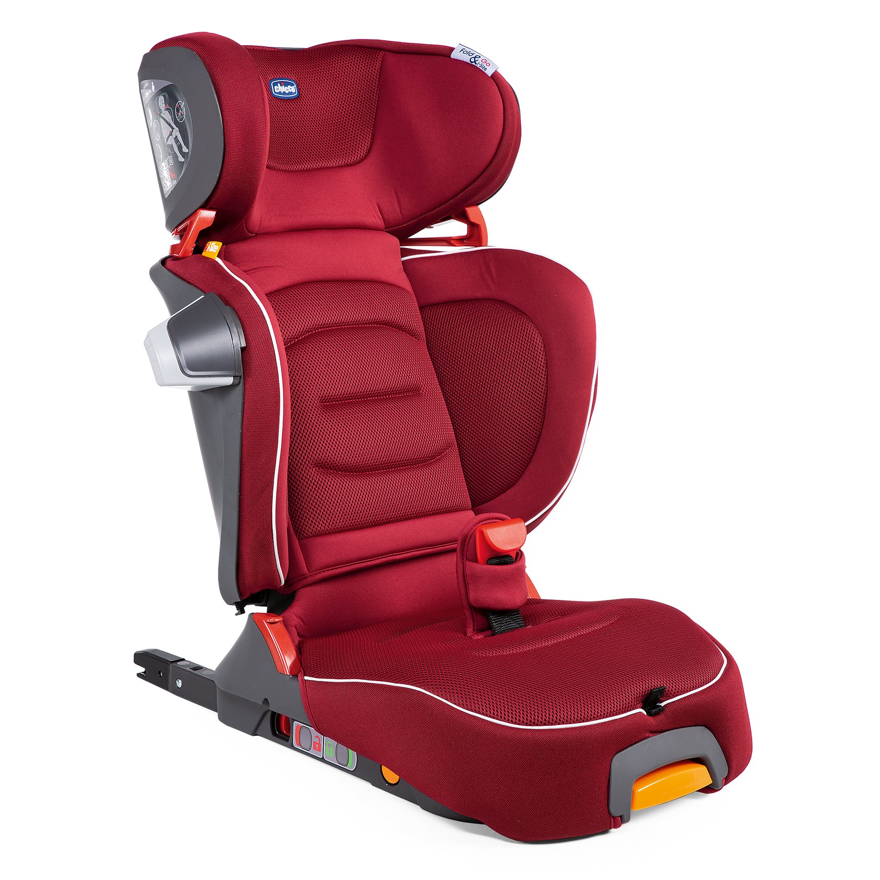 Chicco Child Car Seat Fold Go I Size Red Passion Kids Room Com