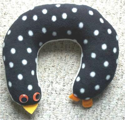 sewing pattern neck heating pad