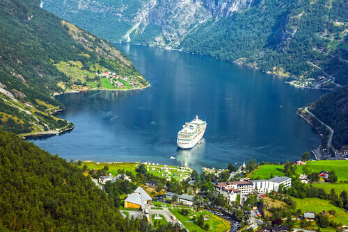 Norway Facts for Kids  Geography  Norway Animals  Norway Attractions