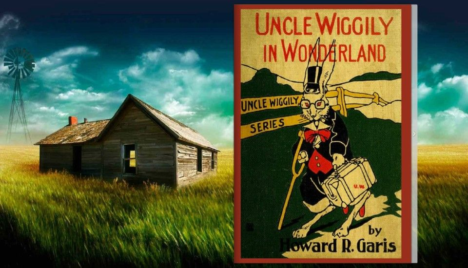 Old Mother Hubbard Howard Garis Uncle Wiggily And Roger