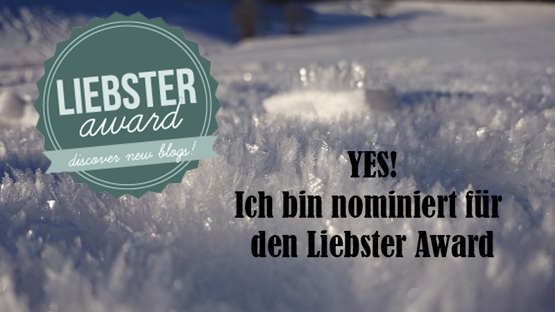 Banner Liebster Award