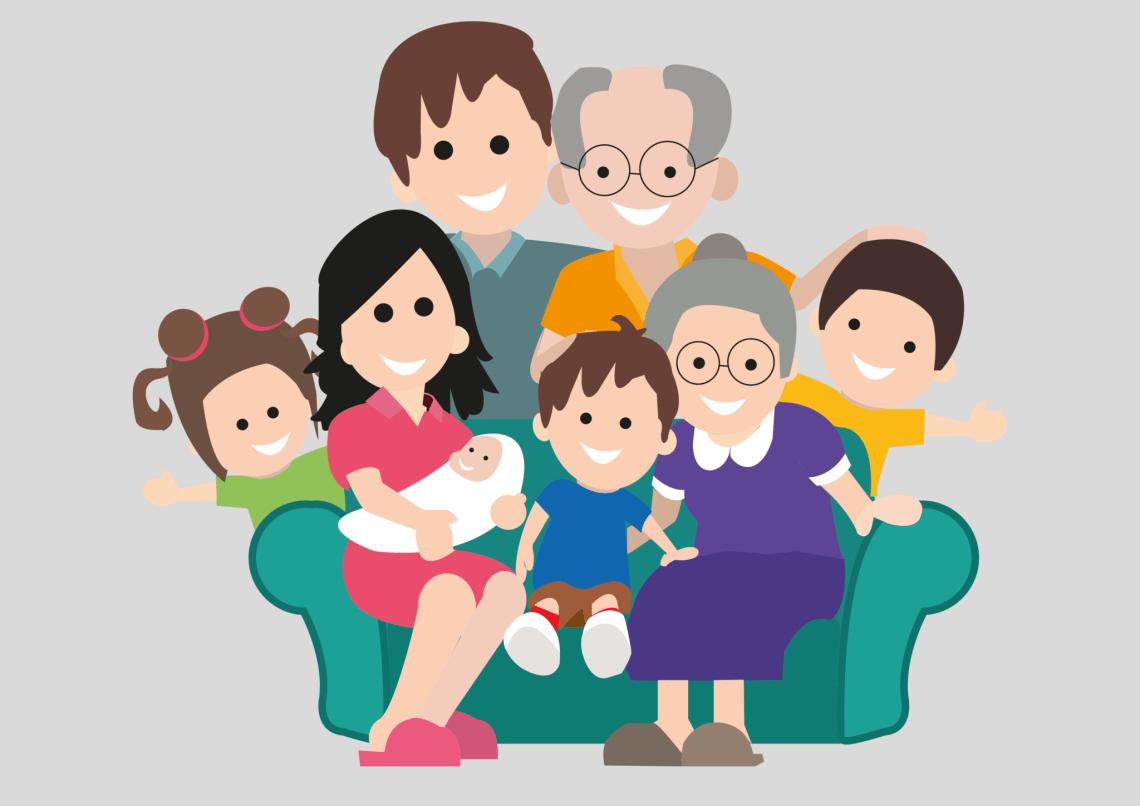 Famille kids & family