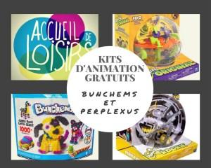 kits d'animation gratuits ADL
