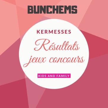 Concours Bunchems Kermesse