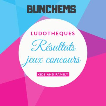 Concours Bunchems ludothèque
