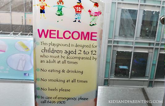 313-playground-sign