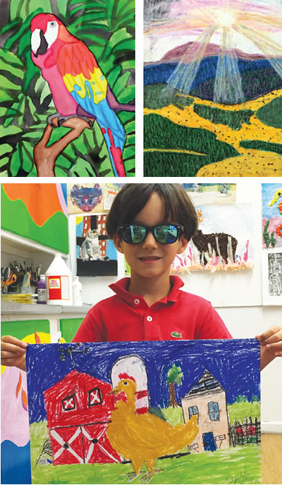 winter-art-classes-for-kids-nyc