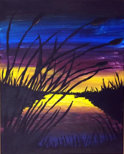 Riverbank Reeds