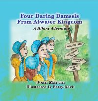 Four Daring Damsels from Atwater Kingdom