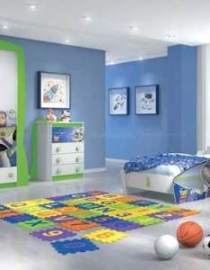 Kids bedroom idea also toy story themed rh kidsbedroomidea