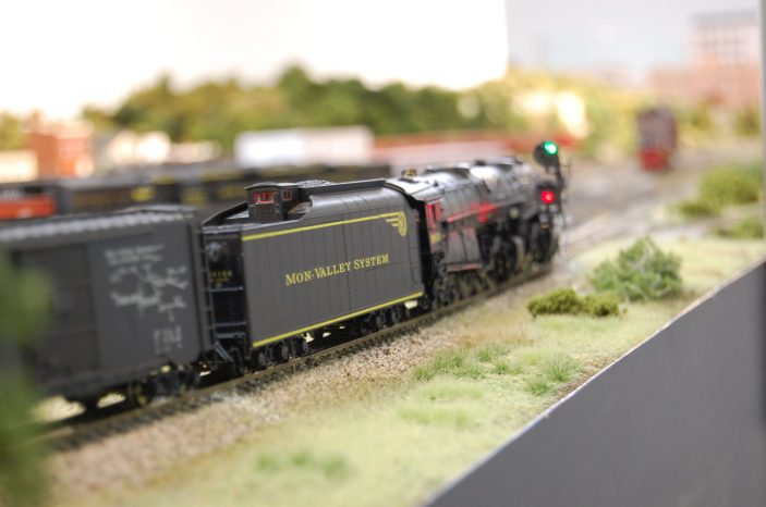 The Holiday Train Show at Western PA Model Railroad Museum, Photo courtesy of WPMRM