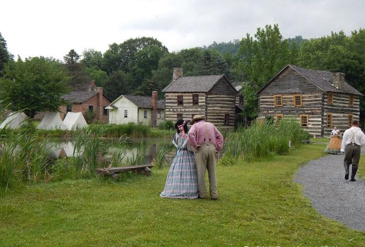 Old Bedford Village, Photo courtesy of Old Bedford Village