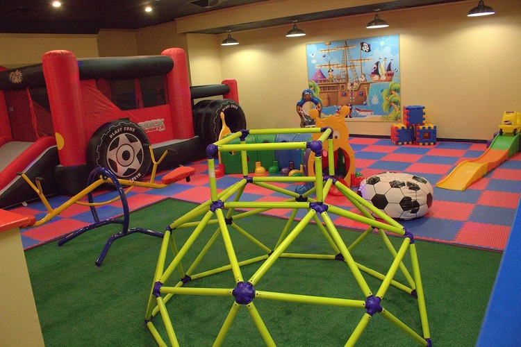 PlayDate4Kids, an indoor playspace that opened this year.