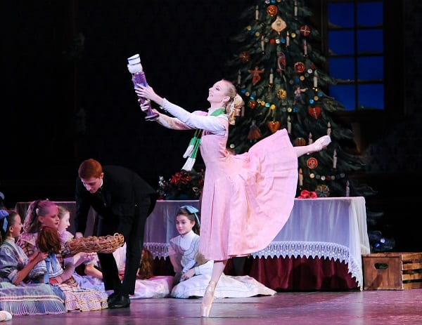 Nutcracker Pittsburgh Ballet Theatre