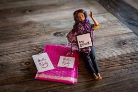 Pittsburgh Hello Hijab dolls catch worldwide attention of girls — and media