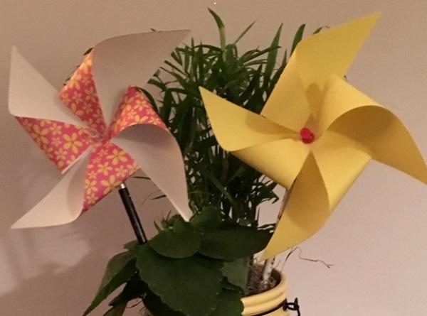Maker Monday: Pinwheels