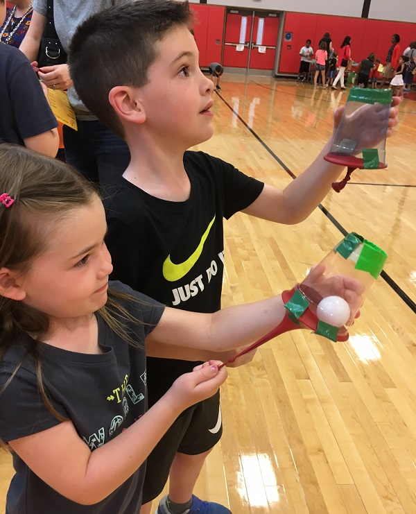 Maker Monday: Ping Pong Ball Poppers