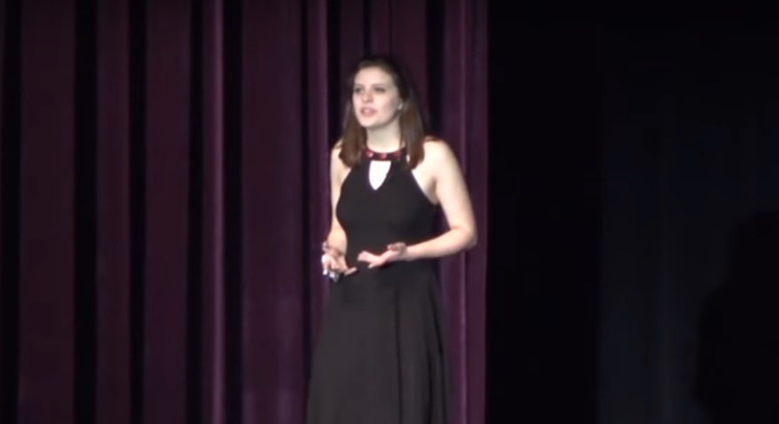 Teen TEDx talks at Baldwin High School offer ideas worthy of discussion