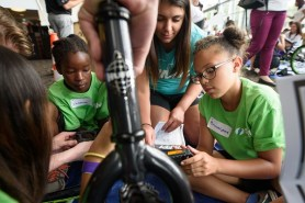 Pedal power: Pittsburgh Build-A-Bike constructs 150 bikes for local kids