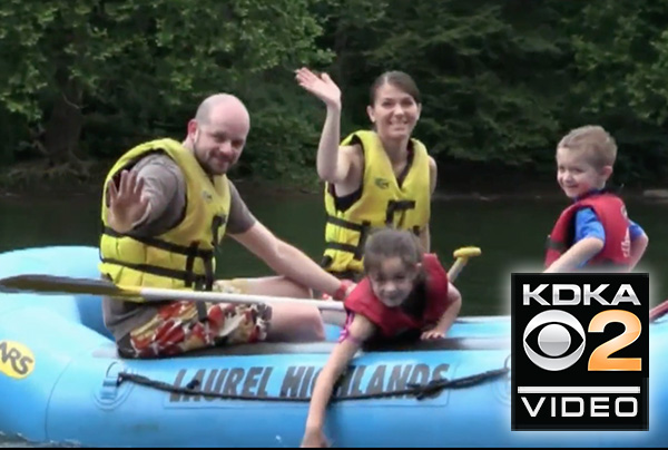 9 ways for kids to make a splash on Pittsburgh waterways