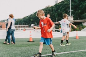 Pittsburgh kids have a field day at United Way's first Games for Good