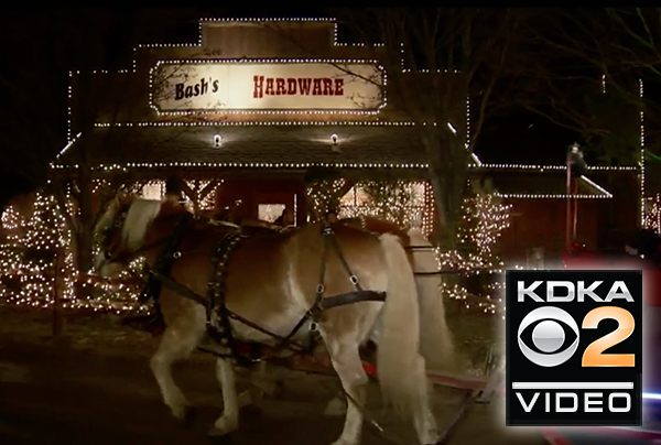 Let it glow: Pittsburgh's best holiday light displays